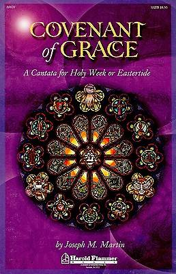 Covenant of Grace SATB Choral Book
