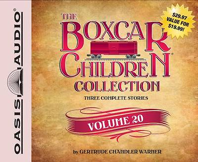Picture of The Boxcar Children Collection Volume 20 (Library Edition)