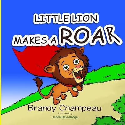 Picture of Little Lion Makes a Roar