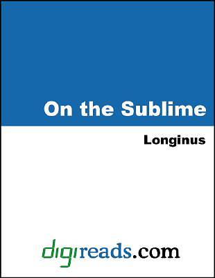 On the Sublime [Adobe Ebook]