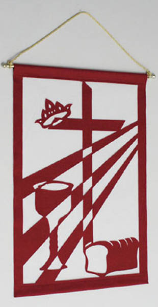 Communion Liturgical Wall Hanging Pattern