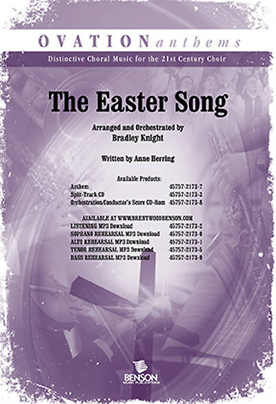 The Easter Song SATB Anthem