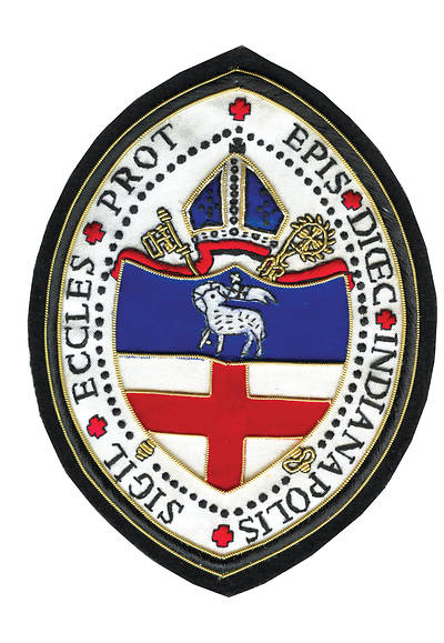 SEAL DIOCESE OF INDIANAPOLIS
