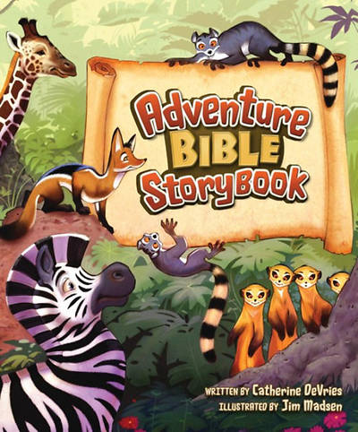 Picture of Adventure Bible Storybook