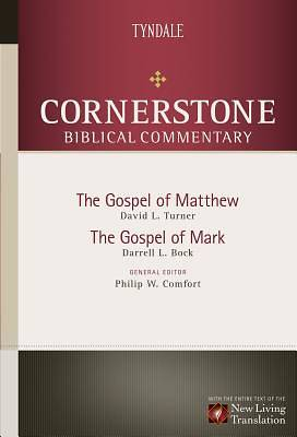 Matthew-Mark (Cornerstone Biblical Commentary #11 )