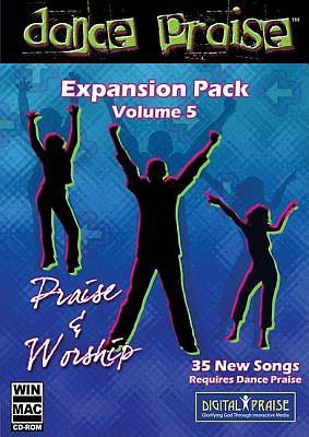 Dance Praise Expansion Pack, Volume 5