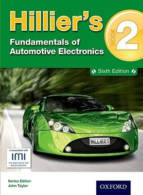 Hilliers Fundamentals of Automotive Electronics Book 2.