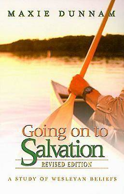 Going on to Salvation, Revised Edition - eBook [ePub]