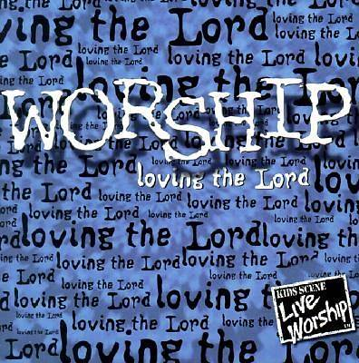 Worship Loving the Lord CD