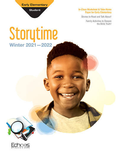 Echoes Early Elementary Storytime Winter 2016-17