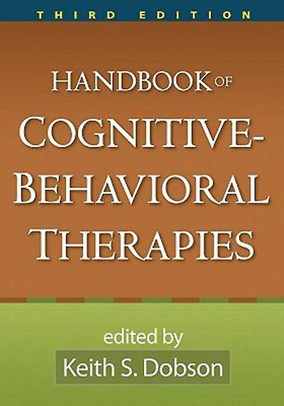Picture of Handbook of Cognitive-Behavioral Therapies
