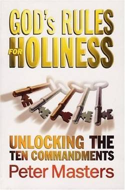 Gods Rules for Holiness