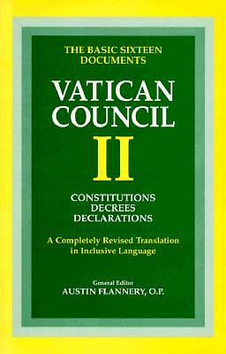 The Basic Sixteen Documents Vatican Council II