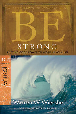 Picture of Be Strong (Joshua)