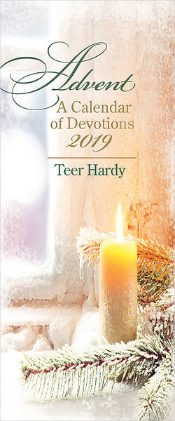 Picture of Advent A Calendar of Devotions 2019 (Pkg of 10)