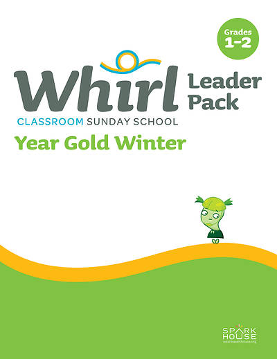 Picture of Whirl Classroom Grades 1-2 Leader Guide Year Gold Winter