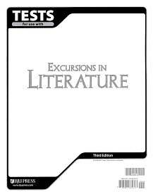 Excursions in Literature Test Pack 3rd Edition