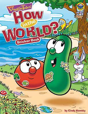 VeggieTales How in the World with Sticker