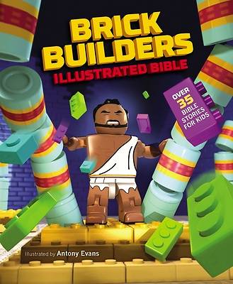 Picture of Brick Builder's Illustrated Bible