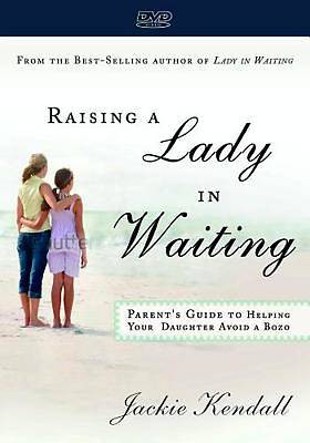 Raising a Lady in Waiting DVD