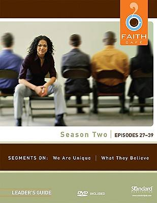 Faith Cafe, Season Two, Episodes 27-39 Leaders Guide and DVD
