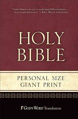 GW Personal Size Giant Print Hardcover