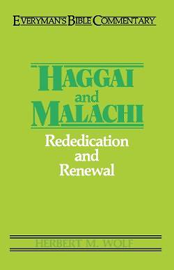 Picture of Haggai & Malachi- Everyman's Bible Commentary