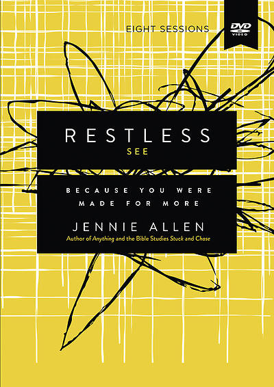 Picture of Restless DVD