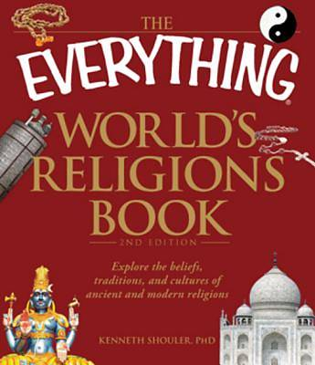 The Everything Worlds Religions Book [ePub Ebook]