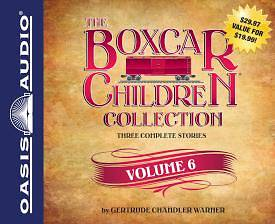 The Boxcar Children Collection Volume 6 (Library Edition)