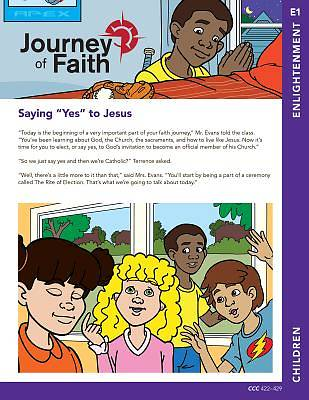 Journey of Faith for Children, Enlightenment