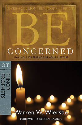 Picture of Be Concerned (Minor Prophets)