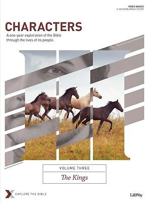 Picture of Characters Volume 3