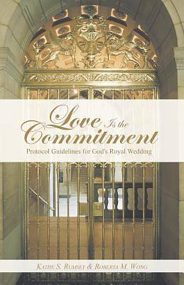 Picture of Love Is the Commitment