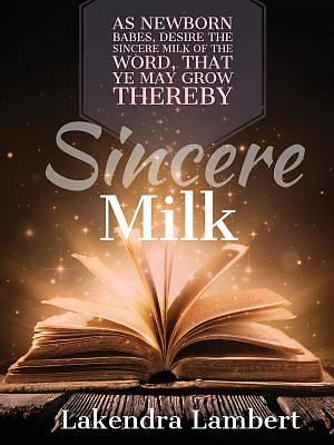 Picture of Sincere Milk