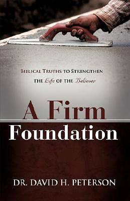 Picture of A Firm Foundation