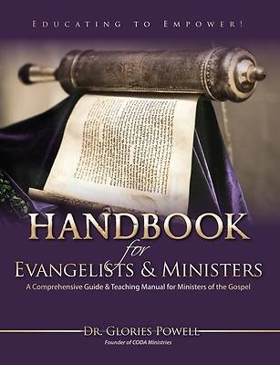 Picture of Handbook for Evangelists & Ministers