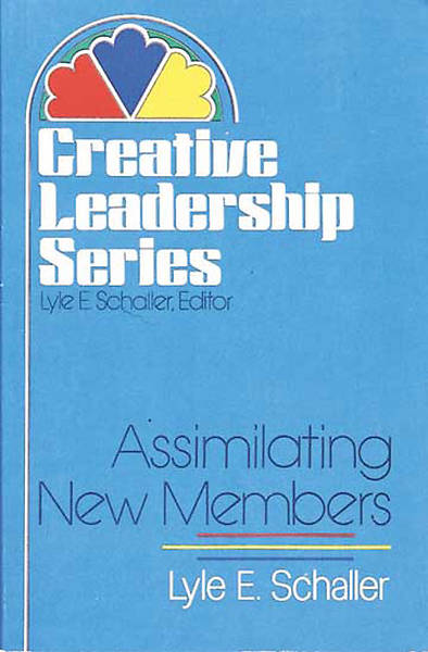 Assimilating New Members [Adobe Ebook]