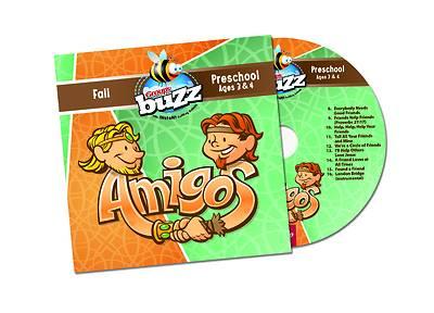 Picture of Buzz Preschool Amigos CD Fall 2020