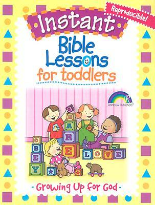 Instant Bible Lesson For Toddlers