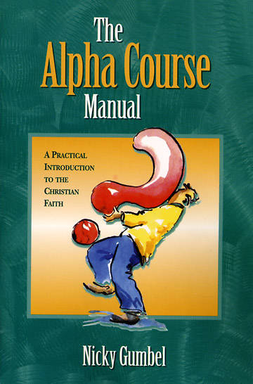 Alpha Course Manual (Package of 10)