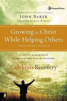 Picture of Growing in Christ While Helping Others Participants Guide
