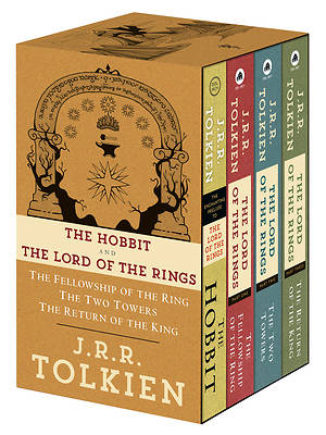 J.R.R. Tolkien 4-Book Boxed Set