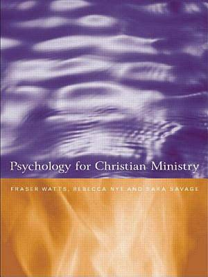 Picture of Psychology for the Christian Ministry