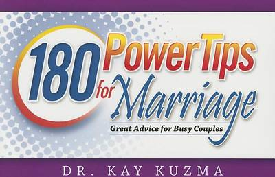 Picture of 180 Powertips for Marriage
