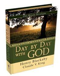 Day by Day with God - Henry Blackaby