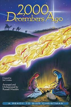 Picture of 2000 Decembers Ago Choral Book