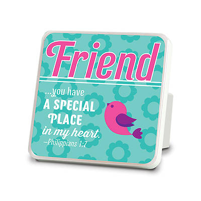 Happy Series - Friend Plaque