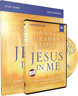 Picture of Jesus in Me Study Guide with DVD