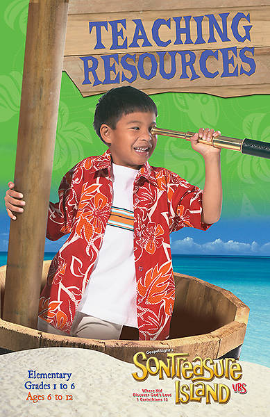 Gospel Light VBS 2014 SonTreasure Island Elementary Teaching Resources